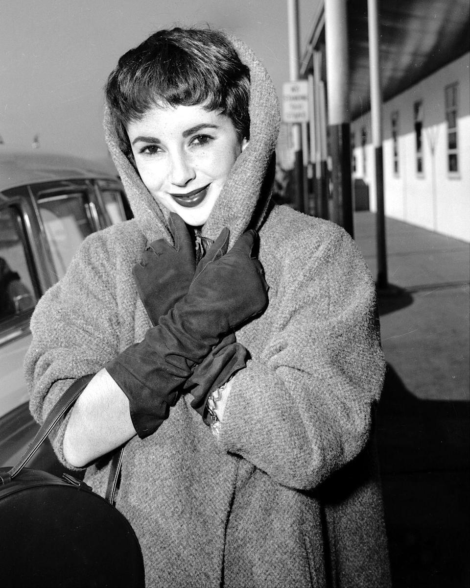 <p>Elizabeth didn't take much time to recover from the birth of her first child. The actress was back to work in 1954 promoting her new film, <em>The Last Time I Saw Paris</em>. </p>