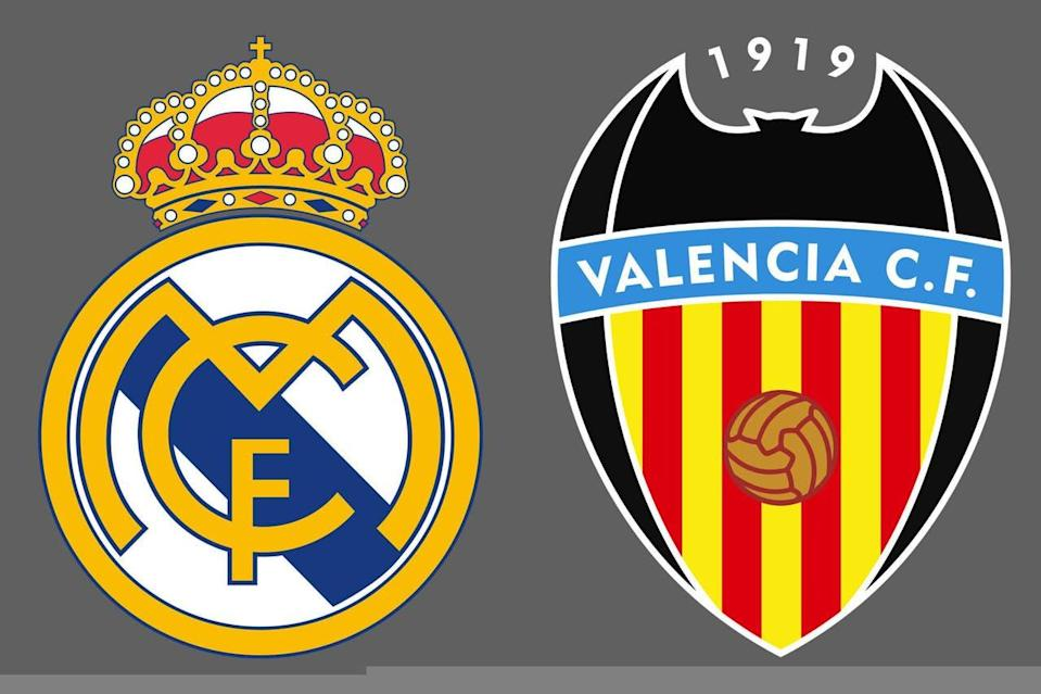 Real Madrid-Valencia