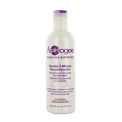 <p>Do you have 2 minutes in your wash day to spare? Try this deeply penetrating reconstructor to hydrate while also reversing any damage.</p>