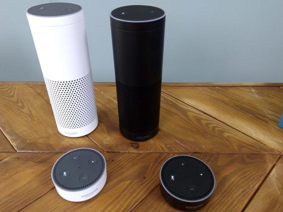 Amazon's Echo devices send recordings to Amazon's cloud service in order to respond to requests (Reuters)