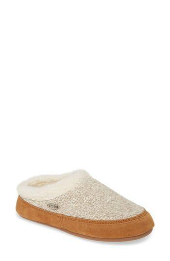 """<p><strong>ACORN</strong></p><p>nordstrom.com</p><p><strong>$44.95</strong></p><p><a href=""""https://go.redirectingat.com?id=74968X1596630&url=https%3A%2F%2Fshop.nordstrom.com%2Fs%2Facorn-ragg-mule-slipper-women%2F4783798&sref=https%3A%2F%2Fwww.redbookmag.com%2Flife%2Fg34761712%2Fgifts-for-boyfriends-mom%2F"""" rel=""""nofollow noopener"""" target=""""_blank"""" data-ylk=""""slk:Shop Now"""" class=""""link rapid-noclick-resp"""">Shop Now</a></p><p>These slippers feature a faux fur lining and cushioned insole with arch support, making them oh so cozy-comfy for lounging around the house on a lazy Sunday. But they have an outsole so his mom can wear them indoors and out.</p>"""