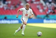 England's Phil Foden during the UEFA Euro 2020 Group D match at Wembley Stadium, London