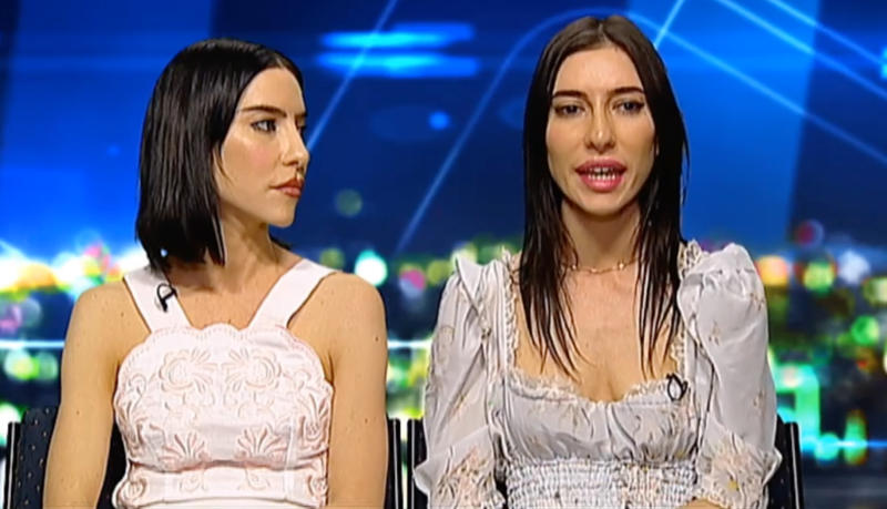 The Veronicas on The Project