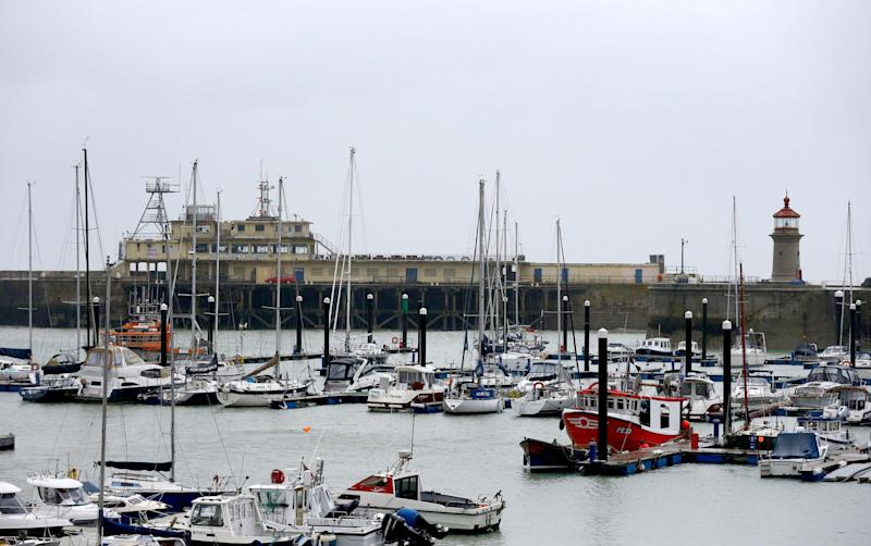 A general view of the harbour in Ramsgate, Kent (Gareth Fuller/PA)