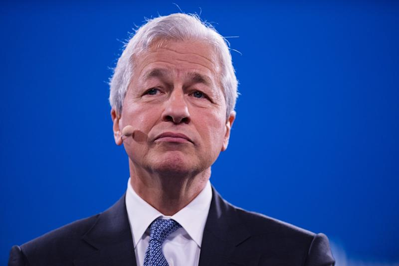 JPMorgan's Dimon Laments Income Inequality, Won't Assail CEO Pay
