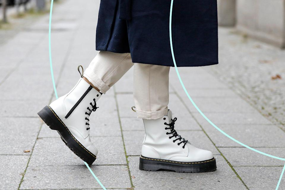 Doc Marten Season Is Upon Us — Here Are TK Pair to Get on Sale Right Now