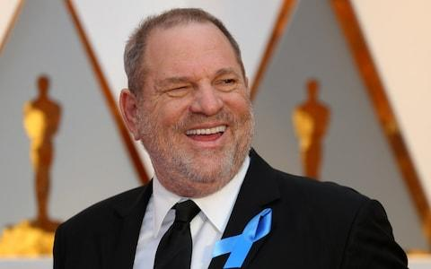 Harvey Weinstein - Credit: Reuters