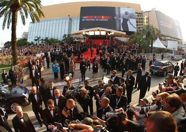 62nd Cannes Film Festival – Inglourious Basterds Screening