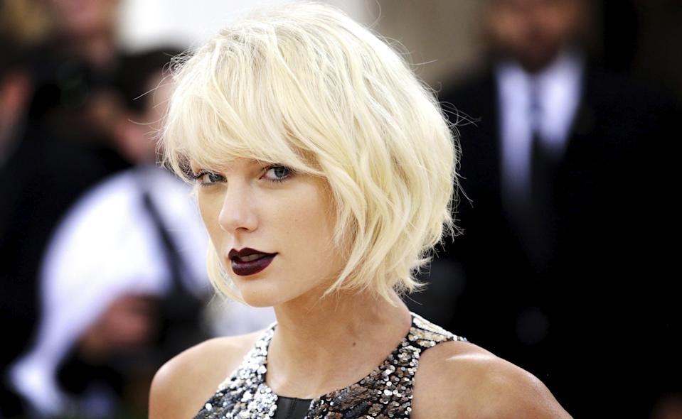 Taylor Swift took a man to court for groping her – and won [Photo: Getty]