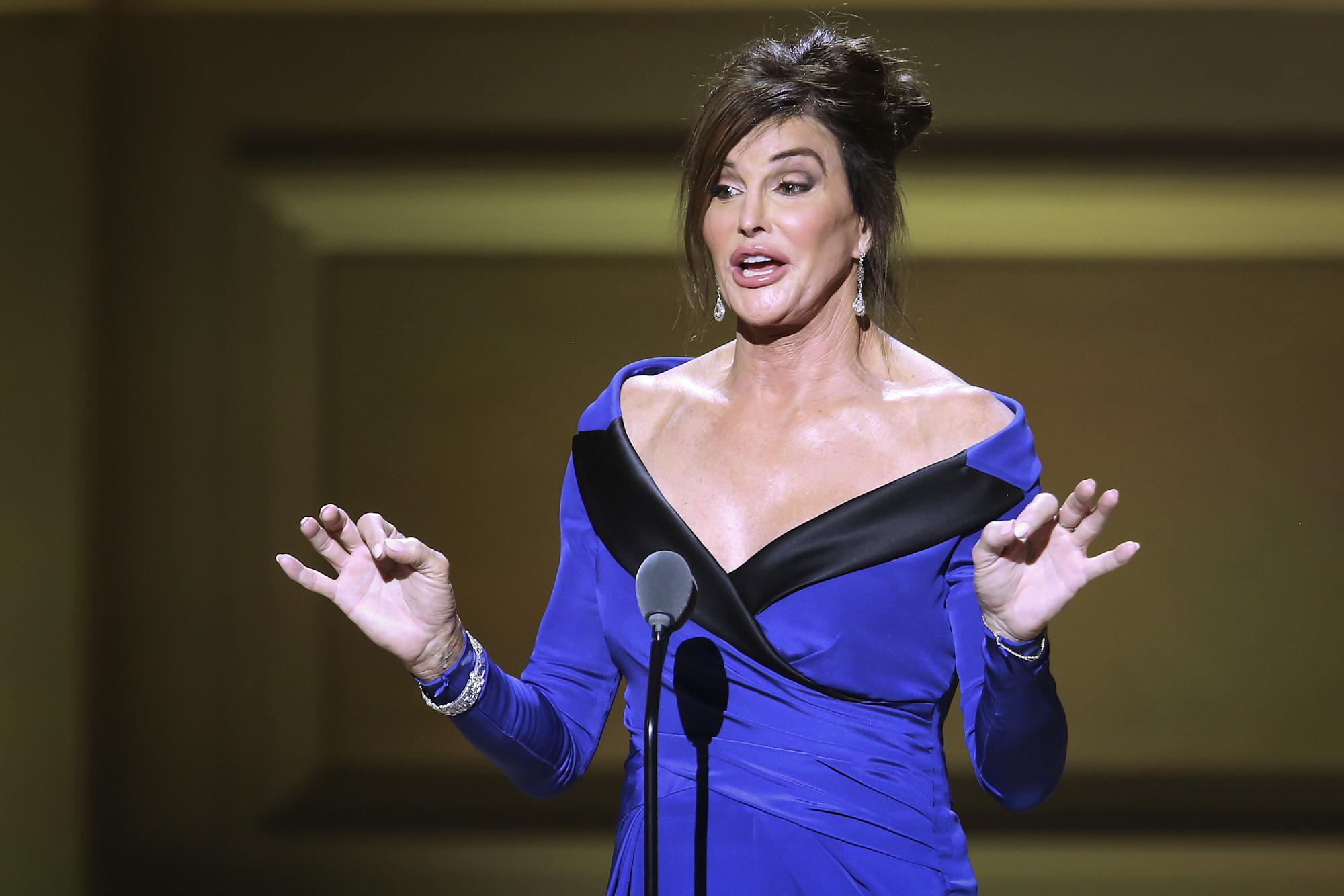 Caitlyn Jenner calls herself a 'compassionate disruptor' in first campaign ad for governor