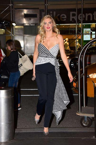 PHOTO: Kate Upton seen out and about in Manhattan on August 12, 2019 in New York City. (Robert Kamau/GC Images/Getty Images)