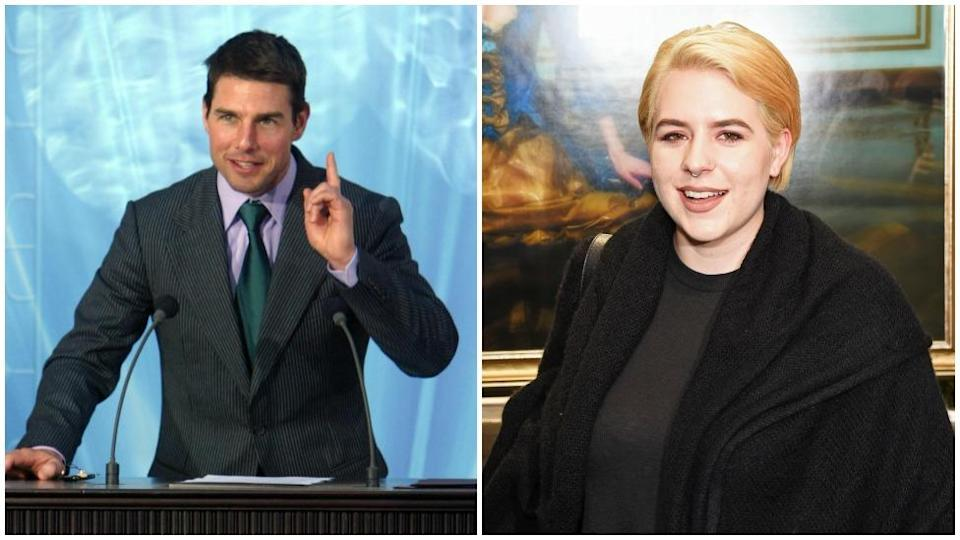 Tom Cruise's daughter Isabella has broken her silence about her father's ties to Scientology. Photo: Getty Images