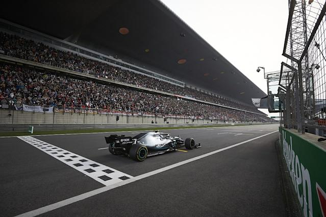 F1 and FIA agree to postpone Chinese GP