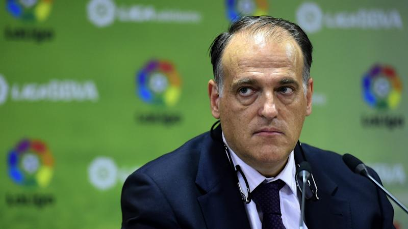 'CAS is not up to standard' - La Liga president Tebas furious as Man City's European ban lifted