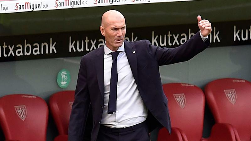 Real Madrid can disconnect and relax before Champions League fight begins against Man City - Zidane
