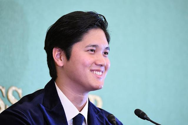 Angels Ohtani won't be ready for baseball season opener