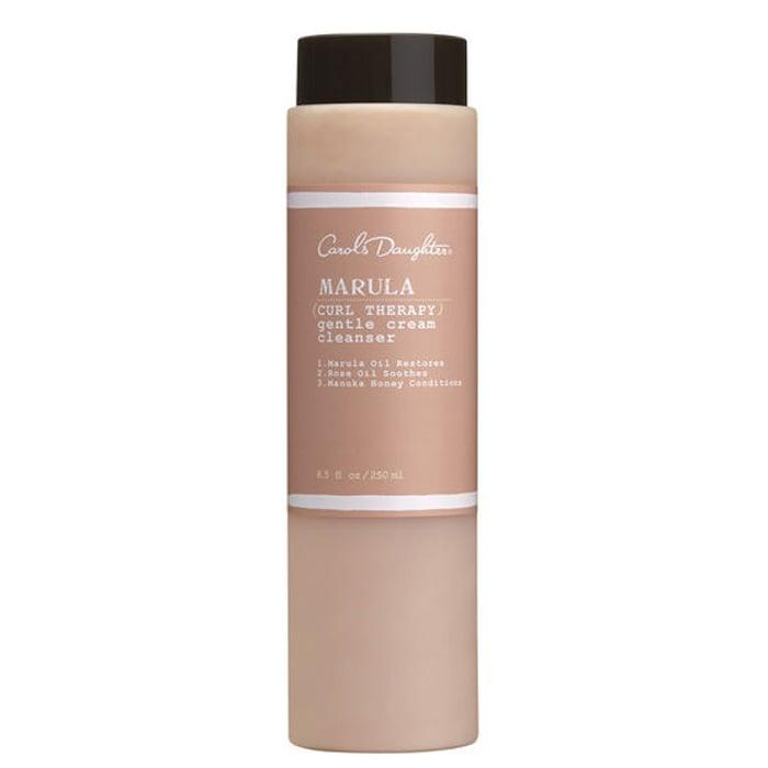 """<p>This beloved <a href=""""https://www.popsugar.com/buy/Carol%27s%20Daughter%20Marula%20Curl%20Therapy%20Gentle%20Cream%20Cleanser-116762?p_name=Carol%27s%20Daughter%20Marula%20Curl%20Therapy%20Gentle%20Cream%20Cleanser&retailer=carolsdaughter.com&price=18&evar1=bella%3Auk&evar9=44597490&evar98=https%3A%2F%2Fwww.popsugar.com%2Fbeauty%2Fphoto-gallery%2F44597490%2Fimage%2F44597492%2FCarol-Daughter-Marula-Curl-Therapy-Gentle-Cream-Cleanser&list1=beauty%20products%2Cshampoo%2Ccurly%20hair&prop13=api&pdata=1"""" rel=""""nofollow"""" data-shoppable-link=""""1"""" target=""""_blank"""" class=""""ga-track"""" data-ga-category=""""Related"""" data-ga-label=""""http://www.carolsdaughter.com/marula-curl-therapy-gentle-cream-cleanser/820645230767.html"""" data-ga-action=""""In-Line Links"""">Carol's Daughter Marula Curl Therapy Gentle Cream Cleanser</a> ($18) is formulated with nourishing oils (such as marula, olive, and sweet almond), as well as jojoba, honey, and rice extract for moisturizing and expanding curls. The brand also boasts six times more manageability and two times more definition.</p> <p><br> </p> <p><br></p> <p><br></p>"""