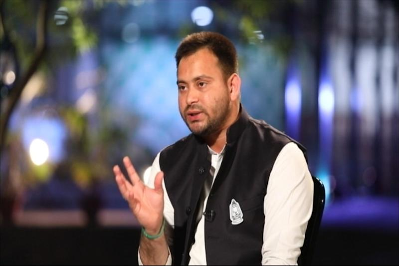 Tejashwi Yadav Accuses NDA of Appeasing Upper Castes with EWS, Leaving Out Poor