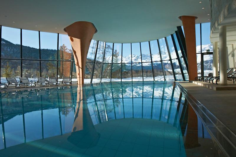 Photo credit: Grand Hotel Kronenhof
