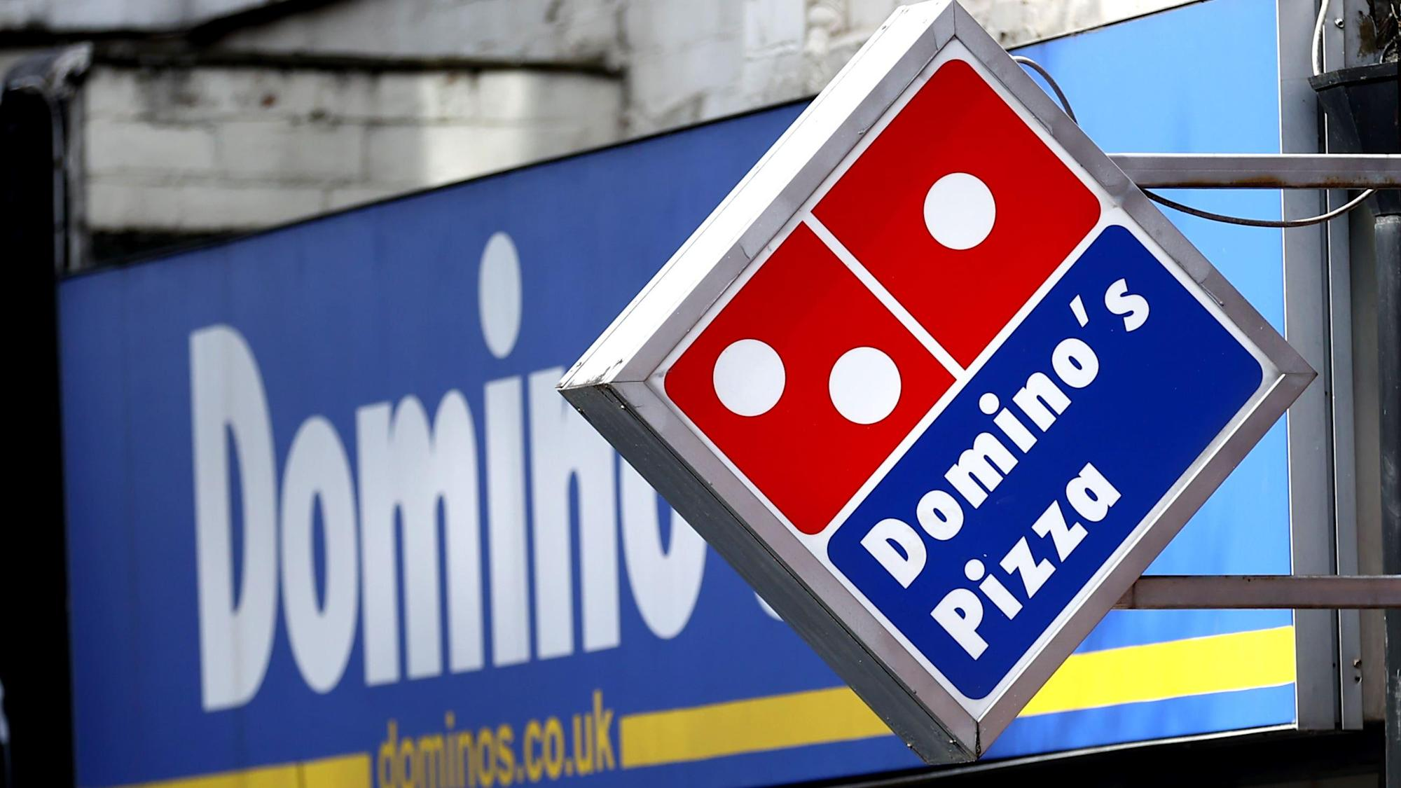 Domino's dishes up sales surge as lockdown boosts delivery ...