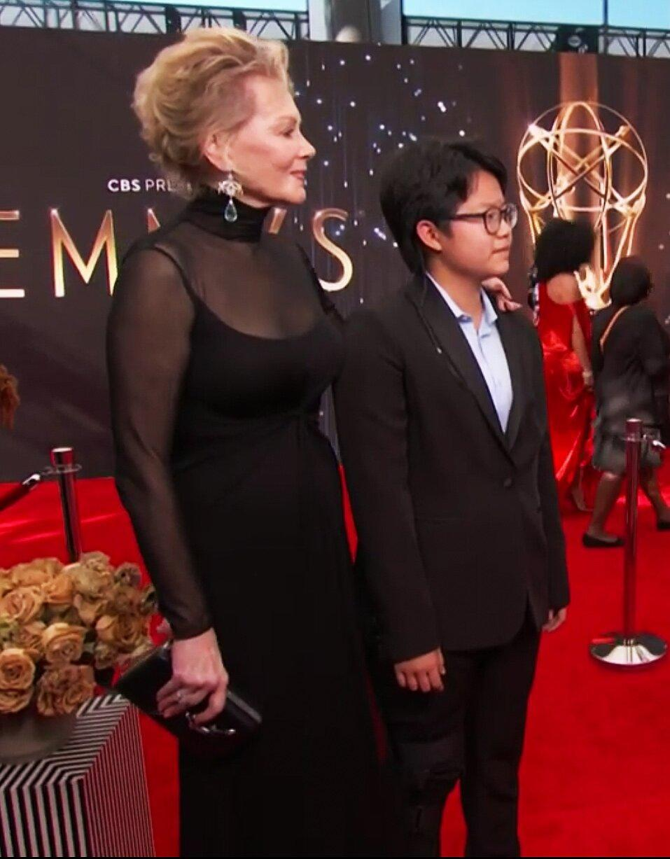 jean smart and son