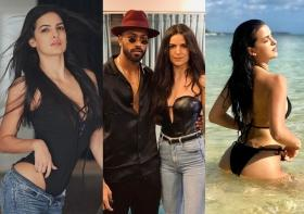 10 pics of Hardik Pandya's hot girlfriend Natasa Stankovic that will make your jaw drop