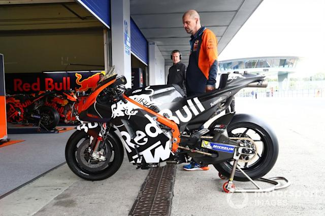 "KTM <span class=""copyright"">Gold and Goose / Motorsport Images</span>"