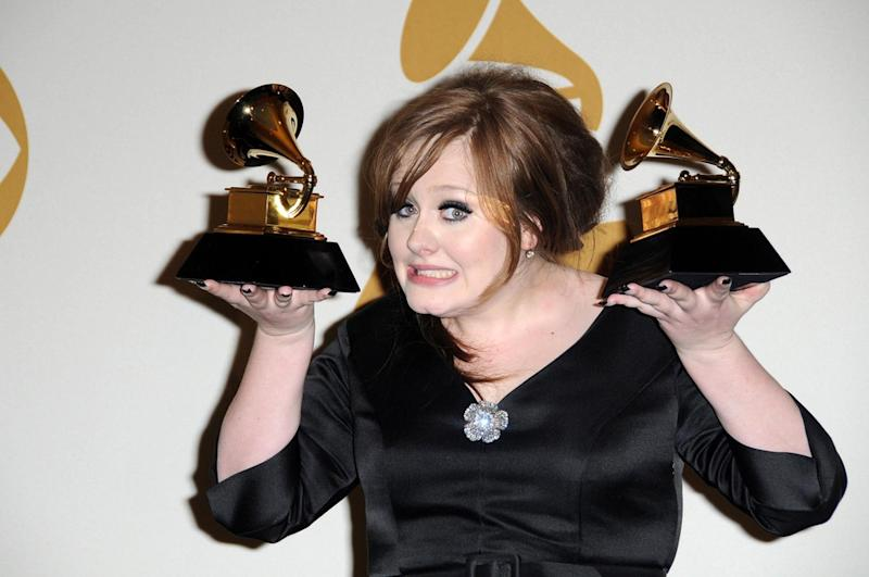 Adele is U.K.'s richest female musician ever, but she's still 20 spots behind the men