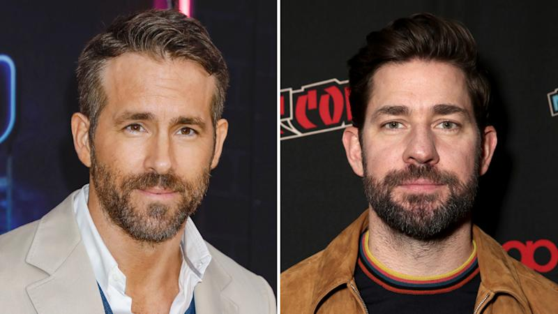 Ryan Reynolds & John Krasinski Set To Star In Fantasy Comedy 'Imaginary Friends'