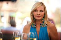<p>From her wardrobe to her one-liners, everything Samantha did was bigger, bolder and brighter. Her love of statement earrings pre-dated their return on the runways and every pair she wore was undoubtedly fabulous - even if sometimes they seemingly defied gravity. </p>