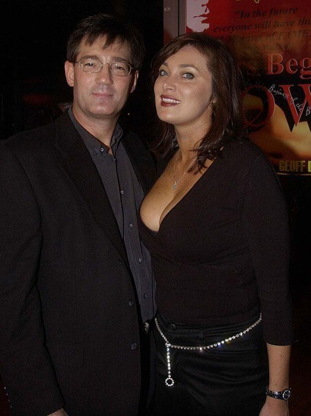 Lisa is married to David Oldfield. Source: Getty