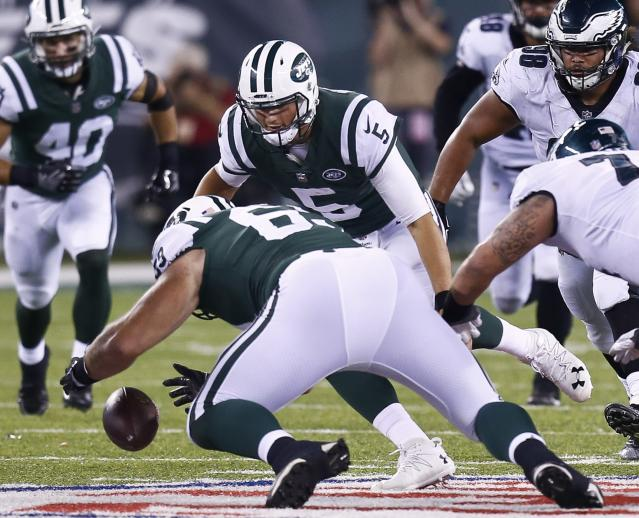 No one's going to go broke betting against the Jets this year. (Photo by Jeff Zelevansky/Getty Images)