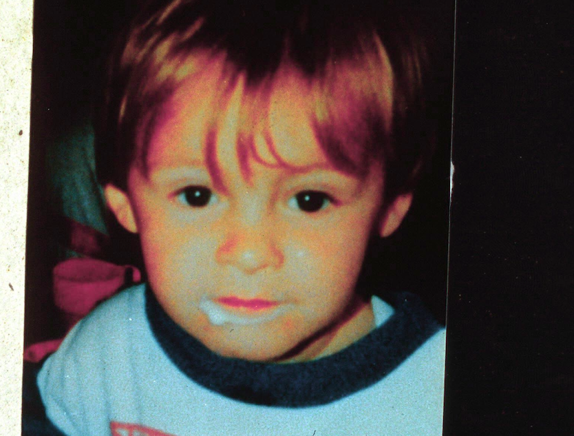 <em>James Bulger was abducted and murdered in 1993 (Rex)</em>