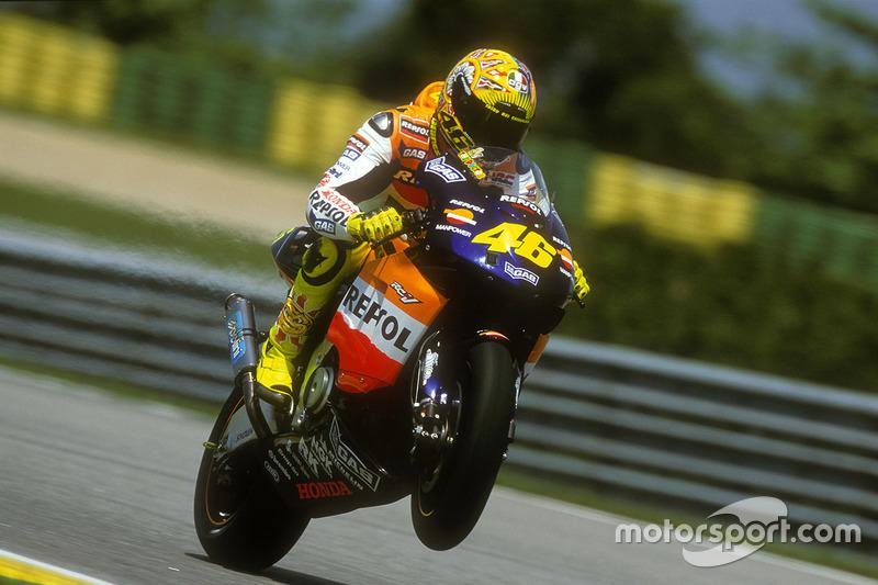 "Rio 2002: MotoGP-Weltmeister<span class=""copyright"">Gold and Goose / Motorsport Images</span>"
