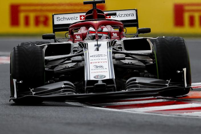 Raikkonen and Alfa Romeo working perfectly - Vasseur