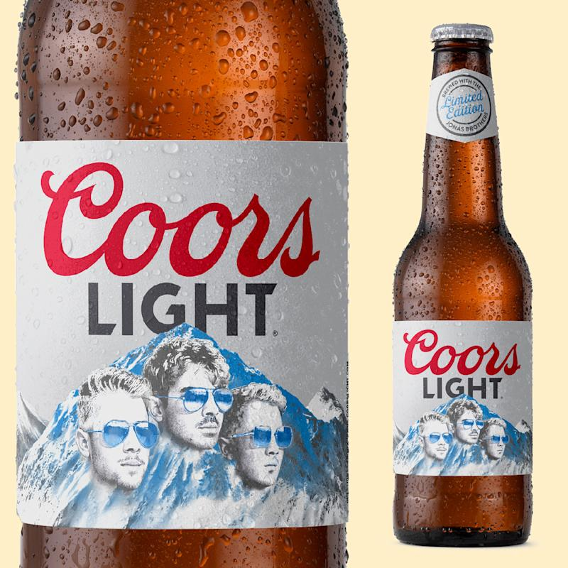 Courtesy of Coors Light