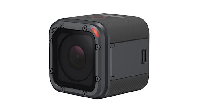 GoPro Hero5 Session is an ultra portable action camera