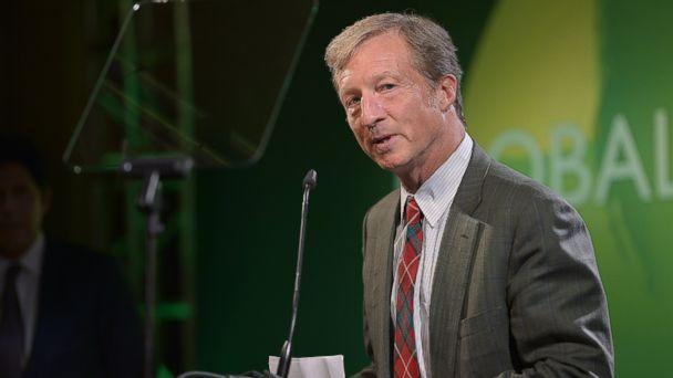 gty tom steyer kb 140220 16x9 608 Billionaire Environmentalist Tom Steyer Wont Tea Party Dems in 2014