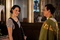 <p><strong>For Fleabag:</strong> Leave your filter at the door and throw on your favorite striped tee when you step into the character of Fleabag. This dry-witted woman keeps people on their toes, so be sure to do the same. </p> <p><strong>For The Priest:</strong> You'll just need to wear a green priest costume over your clothes and add gold accents to it. Oh, try to be as hot as you can.</p>