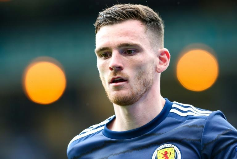 Scotland captain Andy Robertson could become a legend in his homeland with victory over England on Friday