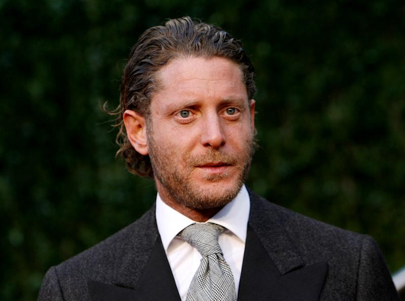 File photo of Fiat heir Elkann arriving at the 2010 Vanity Fair Oscar party in West Hollywood
