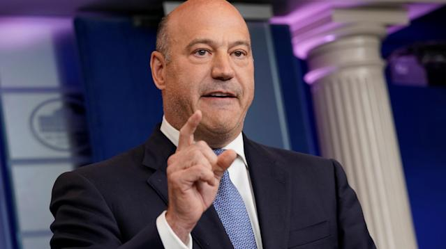 President Donald Trump's chief economic adviser — Gary Cohn, the former Goldman Sachs president worth an estimated $266 million — appears to be completely clueless about what the average American family spends on a car, vacation or home improvement project.