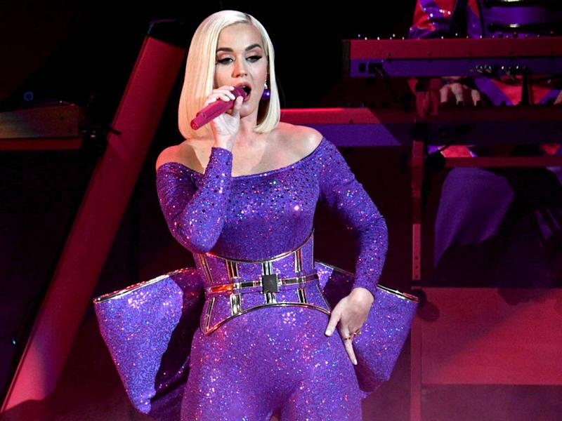 Katy Perry passed on David Guetta's Titanium after hearing Sia on the demo