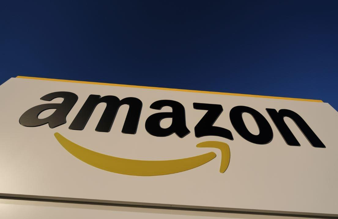 The baby's body was left in an Amazon warehouse (PA)