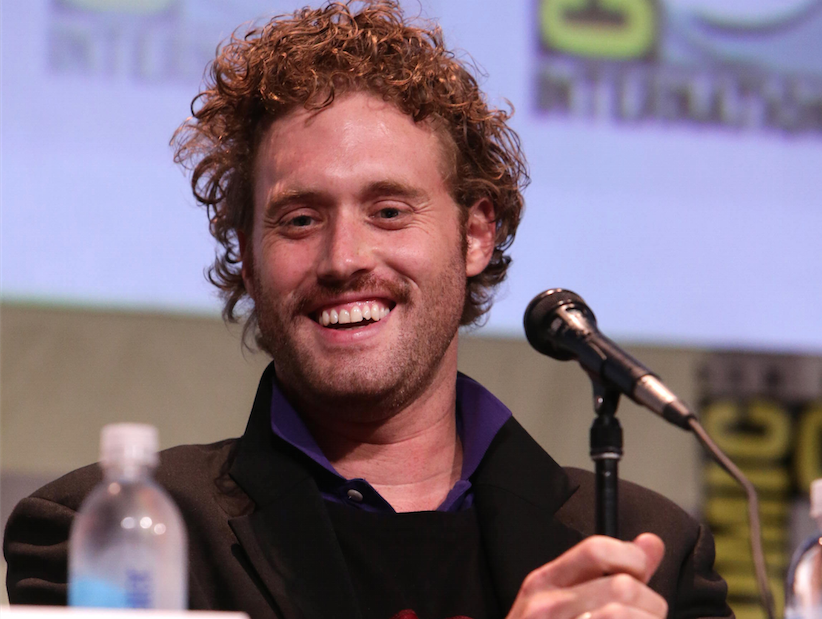 Film critic accuses T.J. Miller of being transphobic