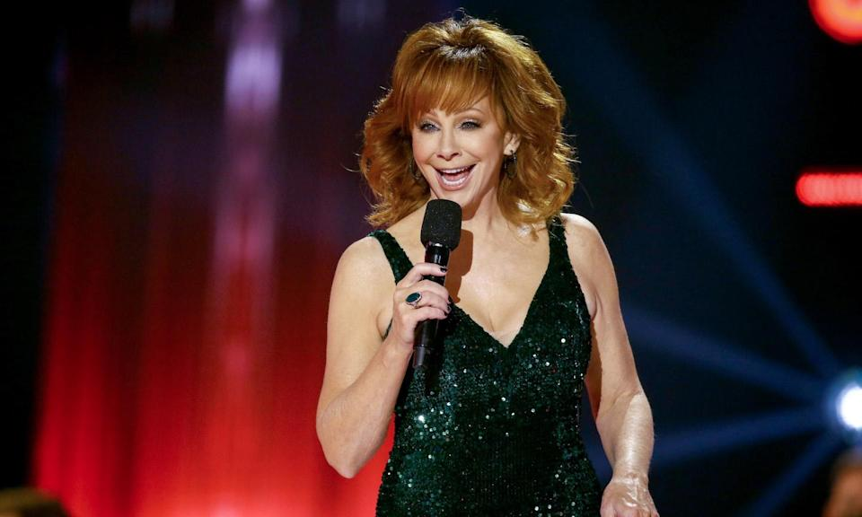 Reba McEntire photo: Terry Wyatt/Getty Images for CMA