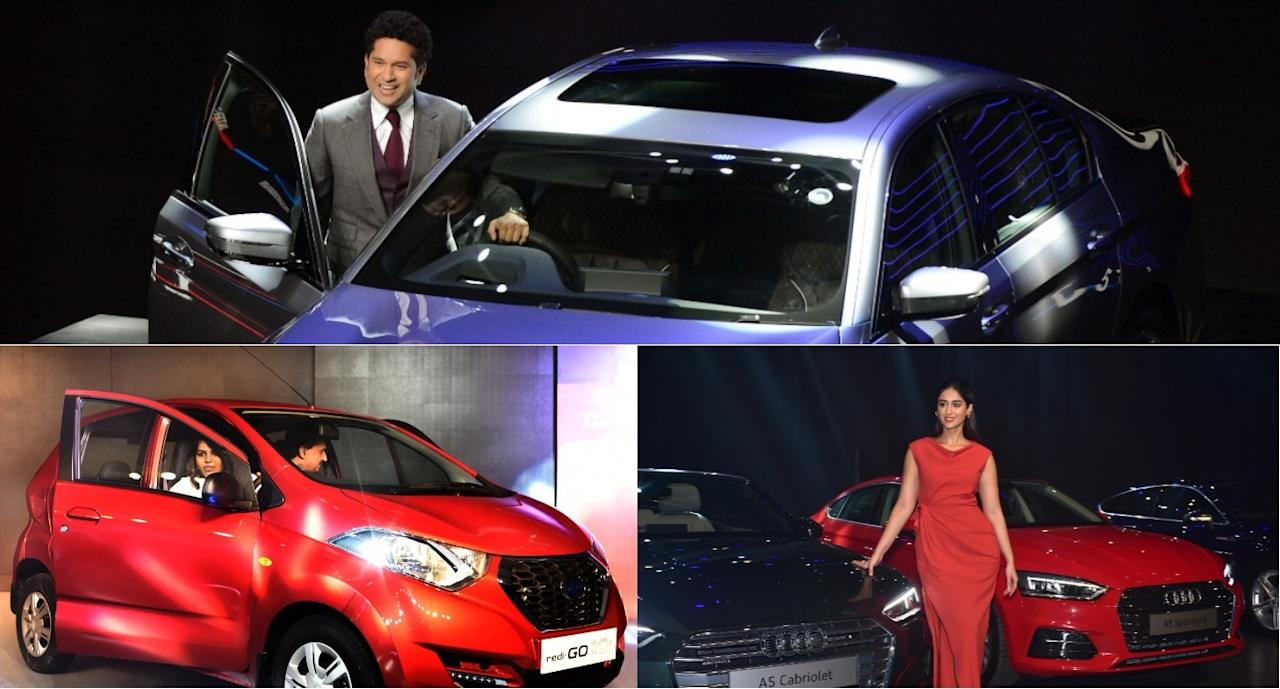 <p>As the year comes to a close, here's a look at the stunning cars that were launched in 2017: </p>
