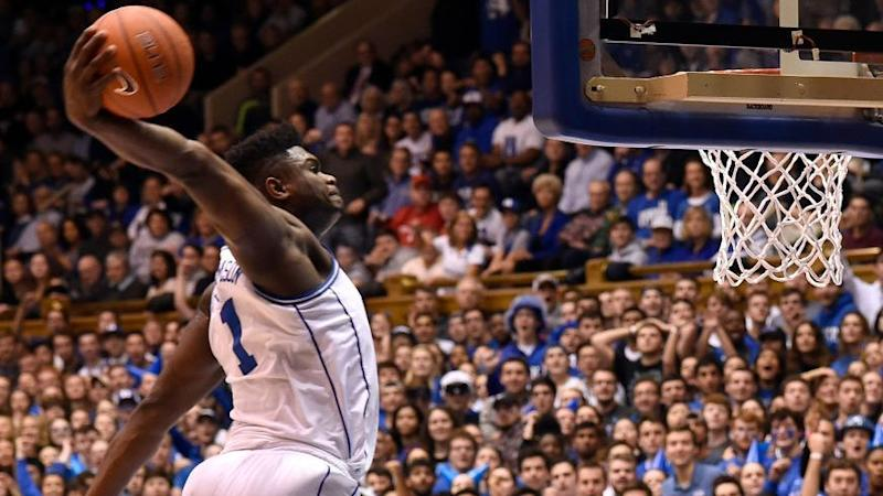 Williamson's 29 leads No. 2 Duke to rout of St. John's