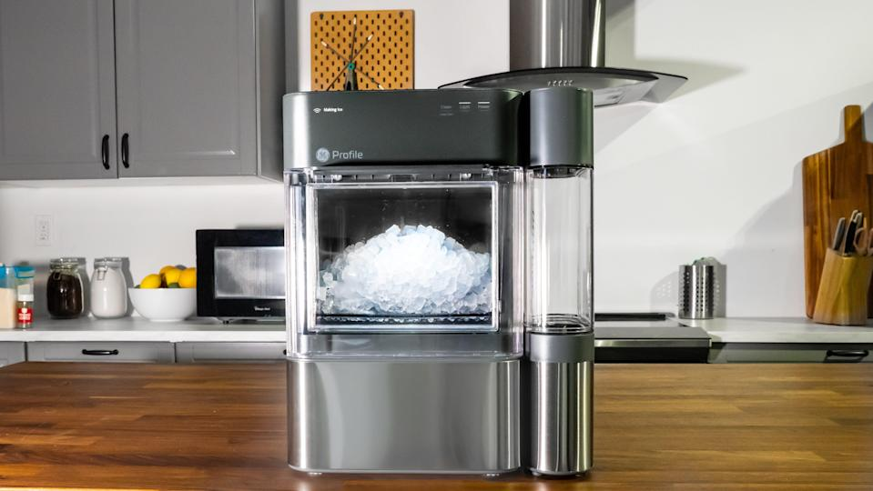 The GE Opal Nugget Ice Maker is $100 Off During Amazon