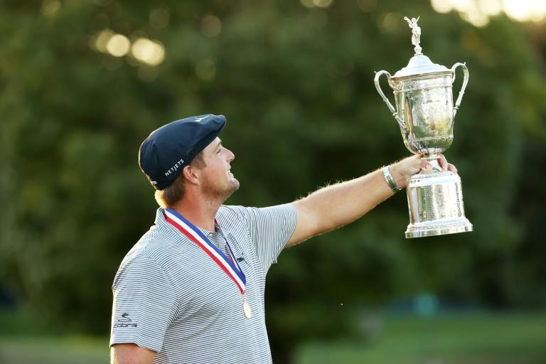 Bulked-up Bryson wants more muscle for Masters assault